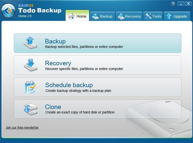 EaseUS Todo Backup Workstation