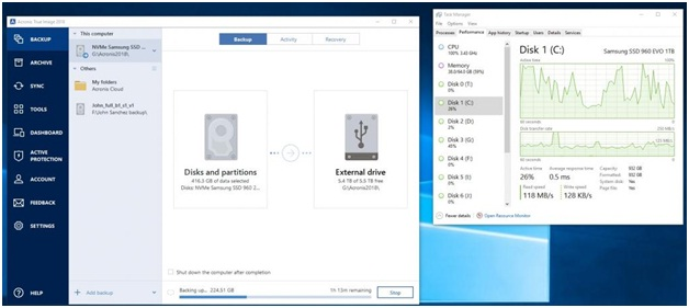acronis true image 2018 new protection