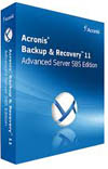 5% off Acronis Backup & Recovery 11.5 Advanced Server SBS